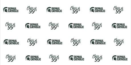 DePaul Catholic's Class of '99 20th Reunion  tickets