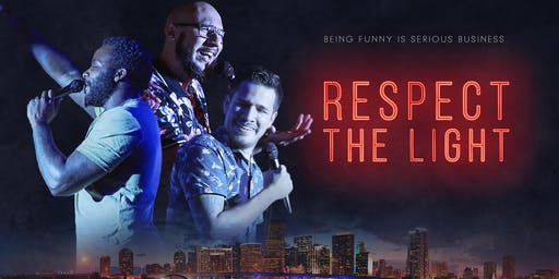 Miami Comedy Documentary Screening of Respect the Light