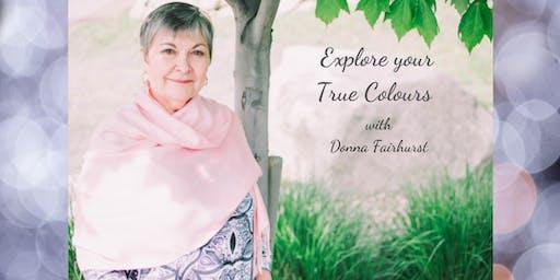 Explore Your True Colours