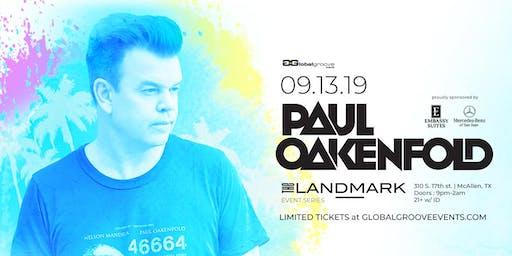 Landmark Event Series: Paul Oakenfold
