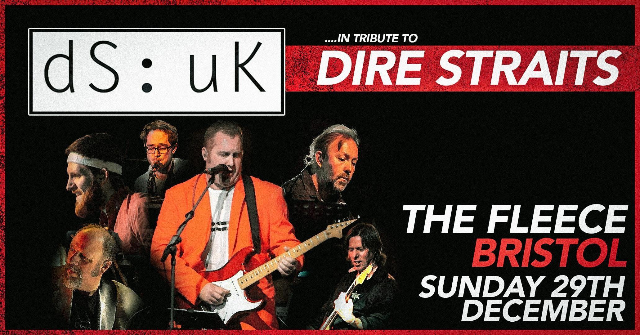 DSUK - The Dire Straits Tribute