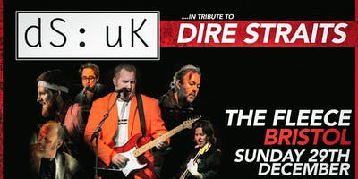 DS:UK - The Dire Straits Tribute