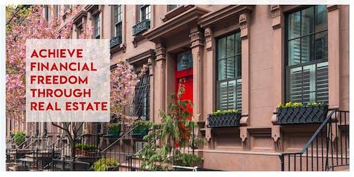 Achieve Financial Freedom Through Real Estate