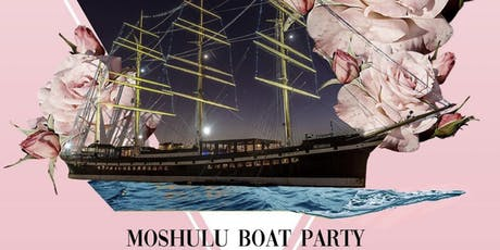 Moshulu Boat Party  tickets