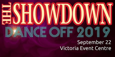 The Showdown Dance Off 2019 tickets