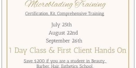 Microblading Course tickets