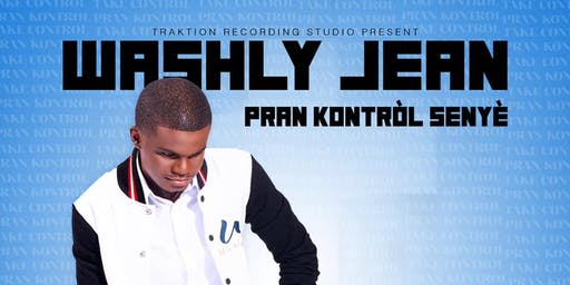 Pran Kontrol Senye Album Tour ( Washly Jean  Take Control God Album Tour )