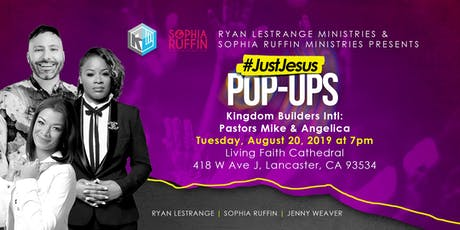 Just Jesus Pop Ups - Lancaster, Ca  tickets