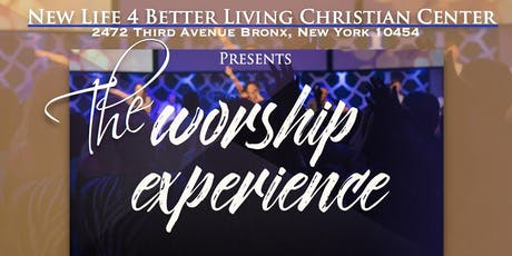 NL4BLCC THE WORSHIP EXPERIENCE CONCERT tickets