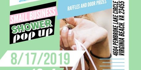 Business Shower Pop Up Shop-Raffles, Giveaways and shopping!! tickets