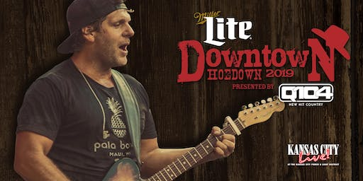 Downtown Hoedown with Billy Currington