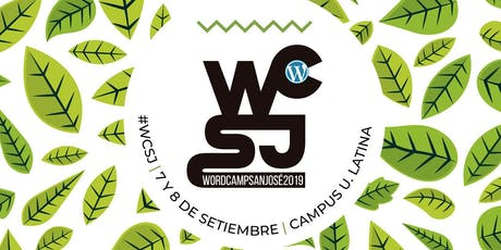 WordCamp San Jose Costa Rica 2019 tickets