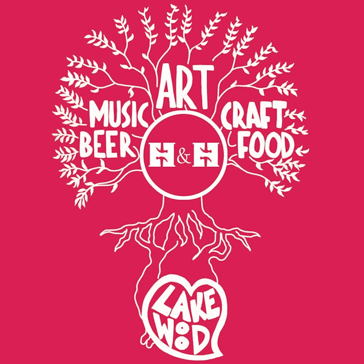 Hammered & Hung Heart of Art Festival image