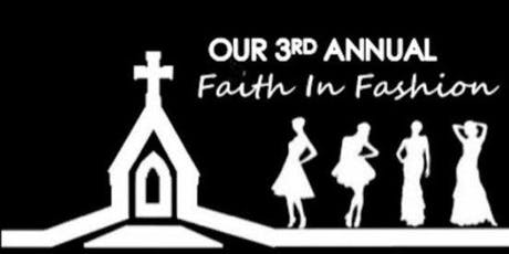 Faith In Fashion 2019 tickets