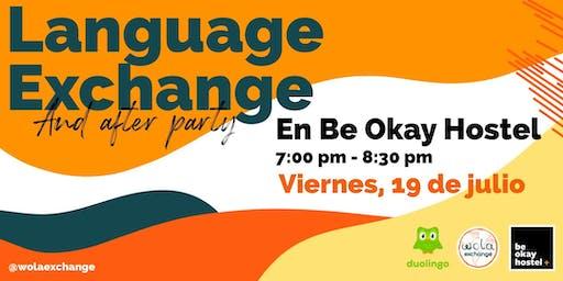 Language Exchange [English - Spanish]