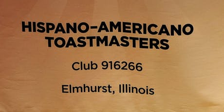 Hispano-Americano Toastmasters tickets