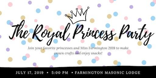 The Royal Princess Party