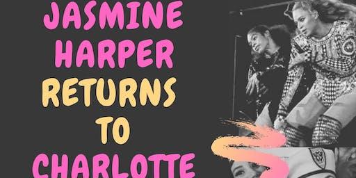 Jasmine Harper MASTER CLASS