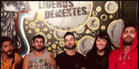 LIGEROS DEMENTES tickets