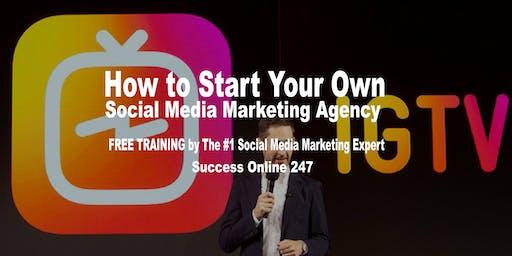 Introducing the Social Media Marketing Agency 2.0 - Webinar Chicago