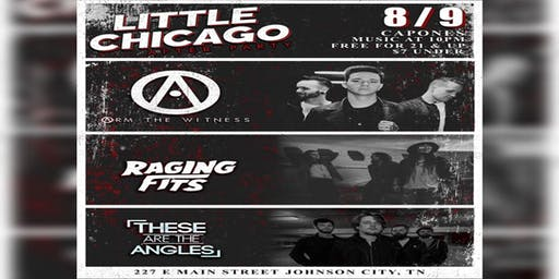Little Chicago After Party w/ Arm the Witness and MORE