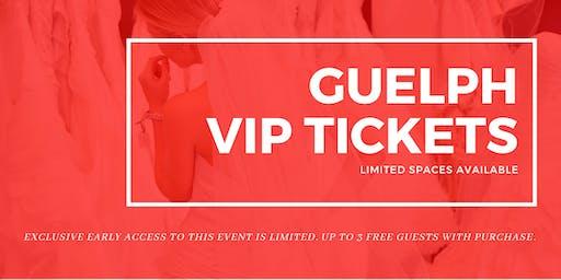 Guelph Pop Up Wedding Dress Sale VIP Early Access