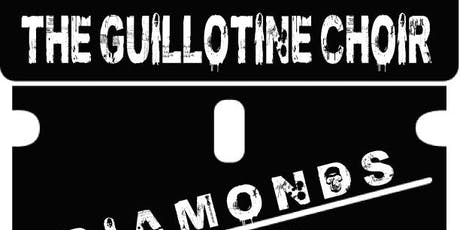 THE GUILLOTINE CHOIR / D I A M O N D S / HXXS @ miniBar tickets