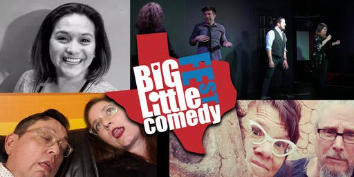 The Big-Little Comedy Fest - Opening Night (Improv/Comedy)
