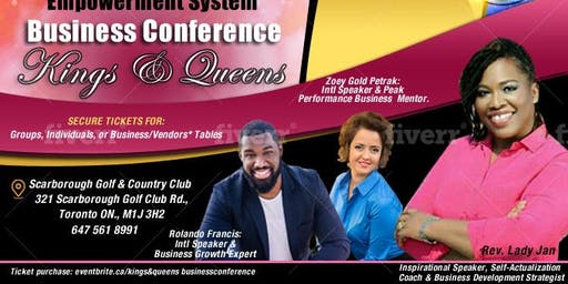 Kings & Queens Business Conference