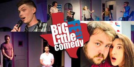 The Big-Little Comedy Fest - Cheap Date (Improv/Standup/Comedy) tickets
