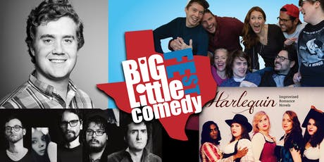 The Big-Little Comedy Fest - Special Friday Nightcap (Improv/Standup/Comedy) tickets