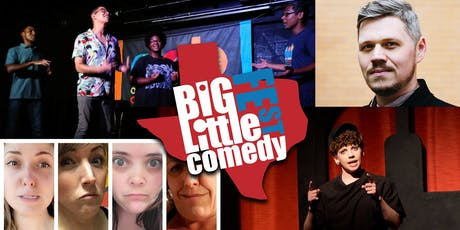 The Big-Little Comedy Fest - The Sure Thing (Improv/Standup/Comedy) tickets