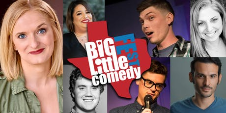 The Big-Little Comedy Fest - Standup Showcase (Standup/Comedy) tickets