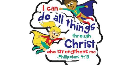 2019 I CAN DO ALL THINGS THROUGH CHRIST 1M, 5K/10K, 13.1/26.2 - Tallahassee