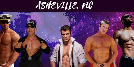 Asheville, NC. Magic Mike Show Live.  O'Henry's