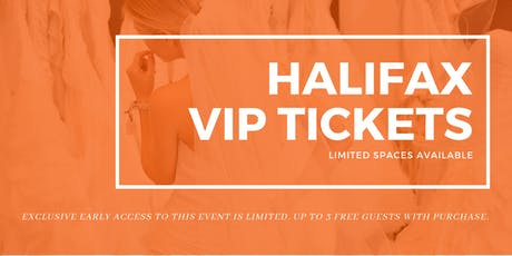 Opportunity Bridal VIP Early Access Halifax Pop Up Wedding Dress Sale tickets
