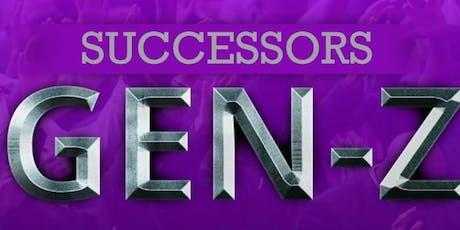 Successors GEN-Z  tickets