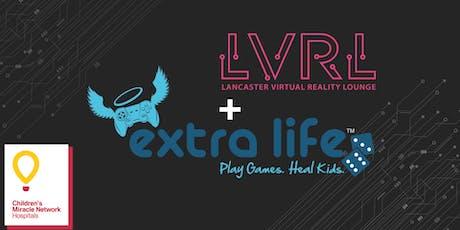 Extra Life Charity Social tickets