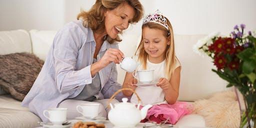 Mini Chef + Me: A Royal Tea Party