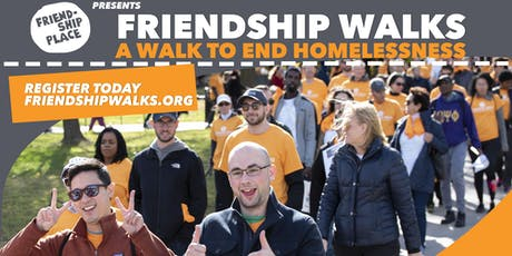 Friendship Walks 2019 tickets