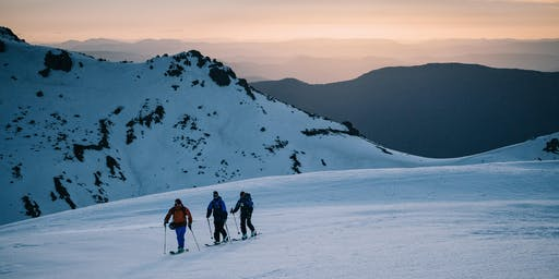 Arc'teryx Backcountry Weekend