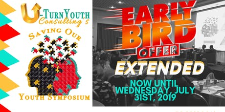 2019 Saving Our Youth Symposium tickets
