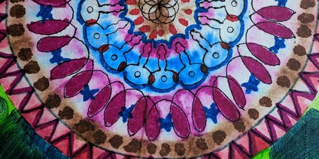 Mandala Workshop Just For Kids tickets