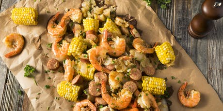 Date Night: Annual Seafood Boil tickets