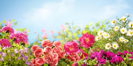 Arranging Flowers from the Store or Your Garden tickets