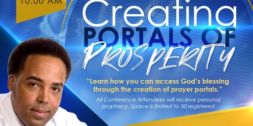 Creating Portals for Prosperity