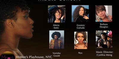 Broadway Noir - Tribute to Women of Color on Broad