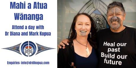Mahi a Atua Wānanga AUCKLAND tickets
