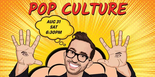 Pop Culture (Comedy Hypnosis Show)