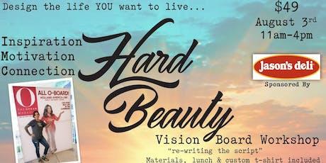 Vision Board Workshop by HardBeauty tickets
